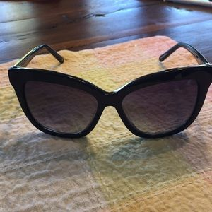 Banana Republic cat eye sunglasses
